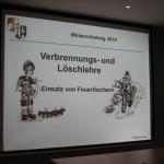Feuerlöscher Schulung (3)