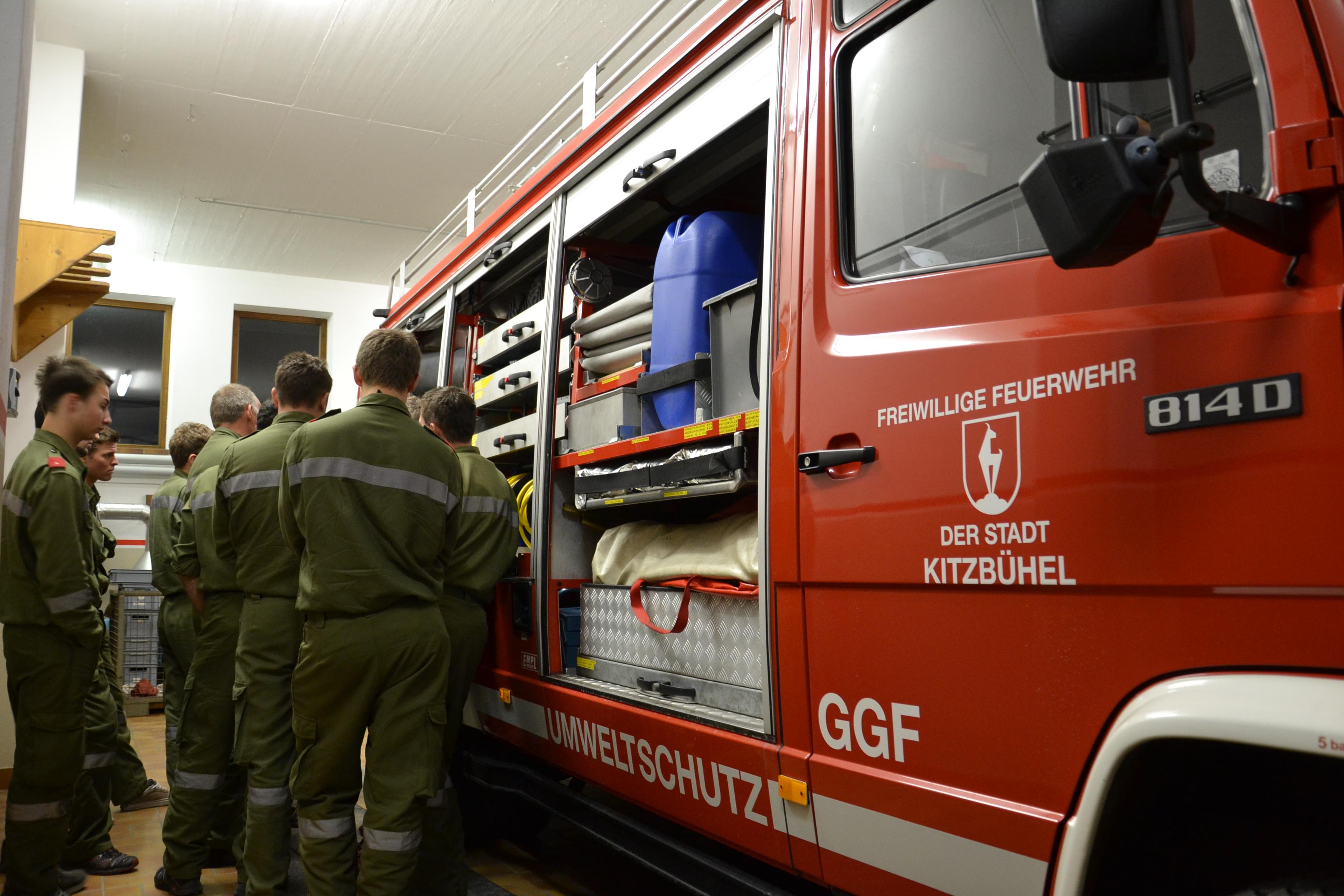 Feuerwehr Kitzbühel